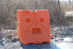 Road Barrier- Finished Product